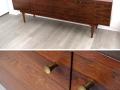 Rosewood 1960s sideboard
