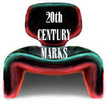 20th cent marks logo